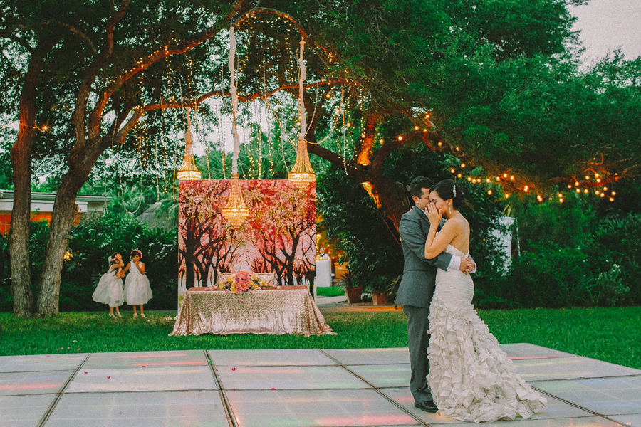 outdoor weddings in the rgv