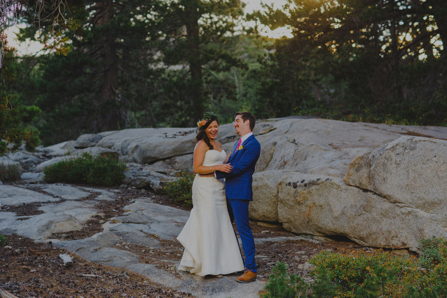 mountain wedding photos