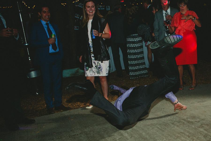 fun dancing at weddings