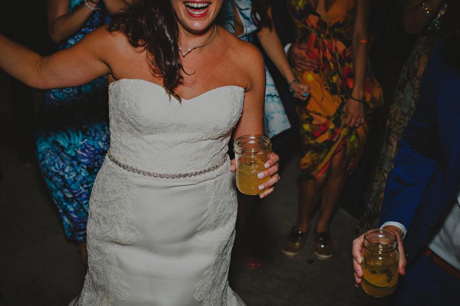 fun night weddings