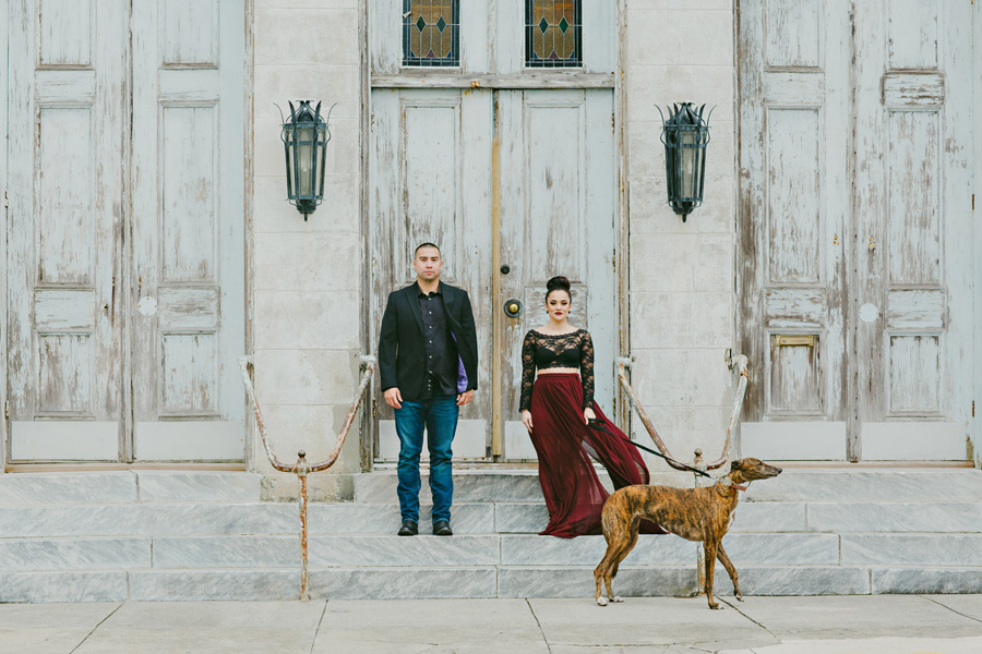 marigny opera house engagement