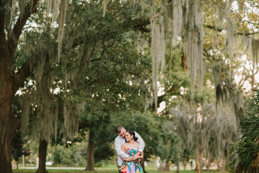 nola engagement photos