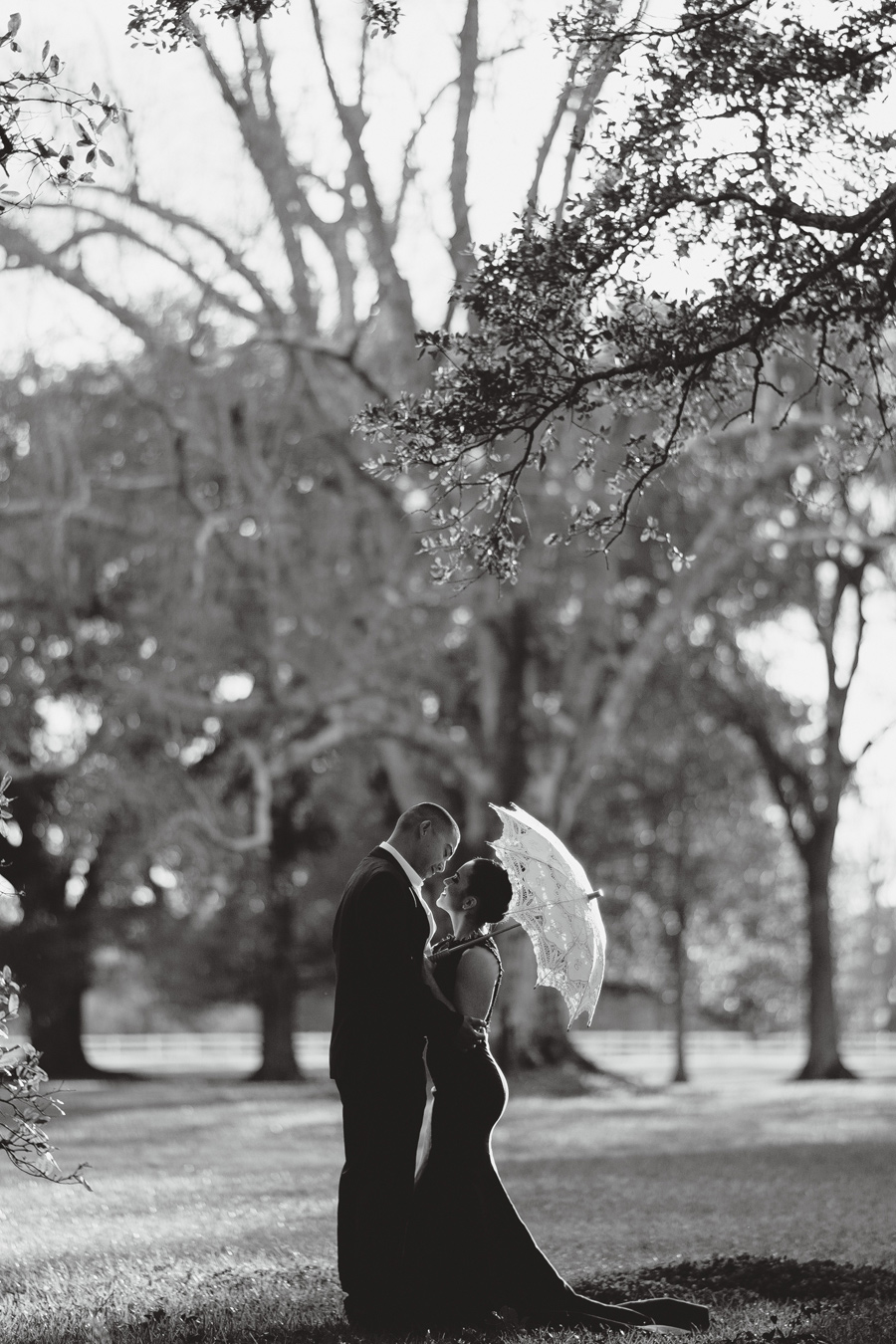 oak alley plantation wedding photographer