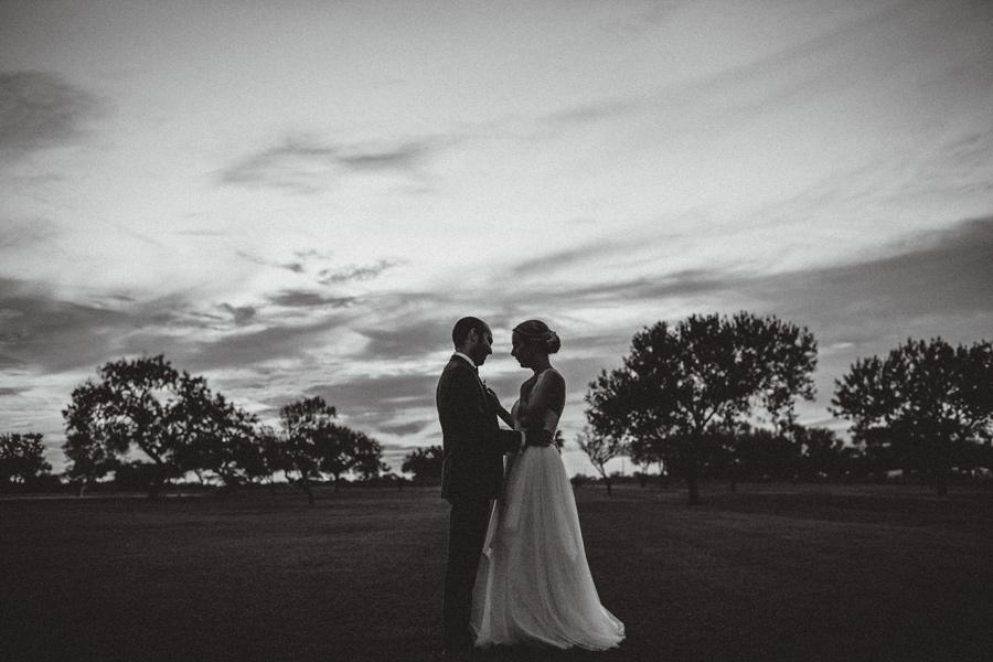 outdoor ranch wedding texas