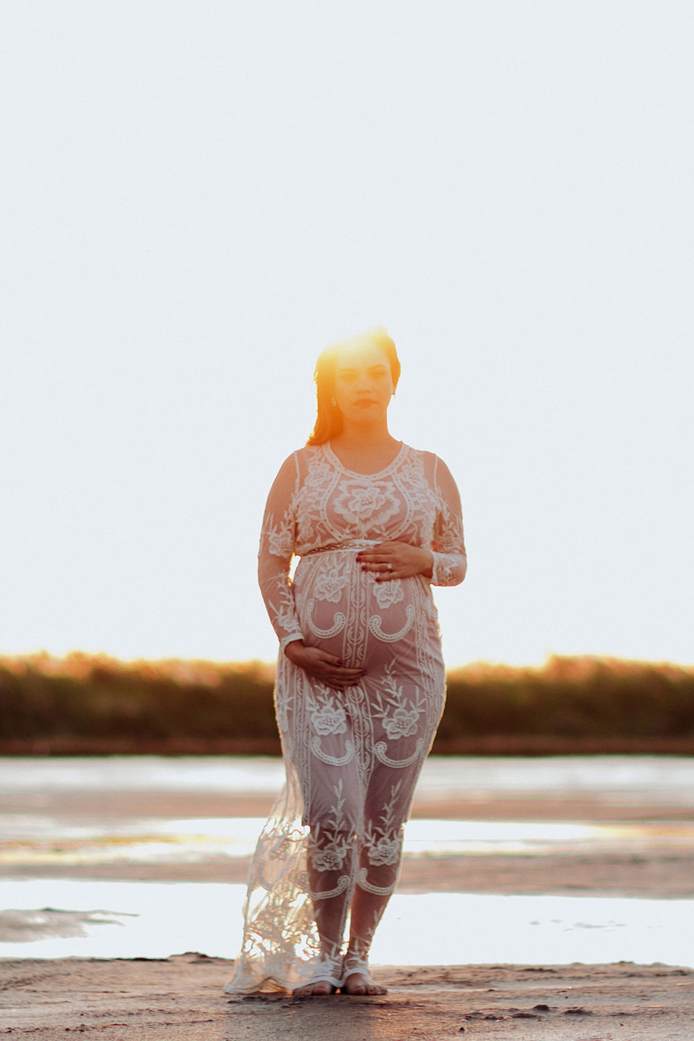 maternity photos mcallen