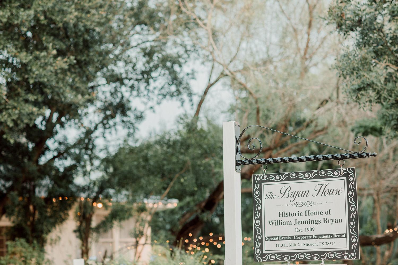 wedding venues mcallen tx