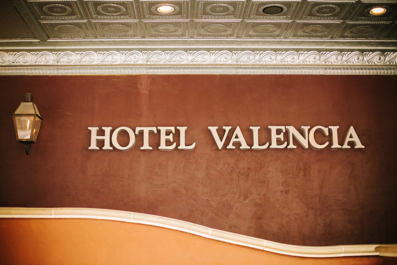 hotel valencia san antonio wedding