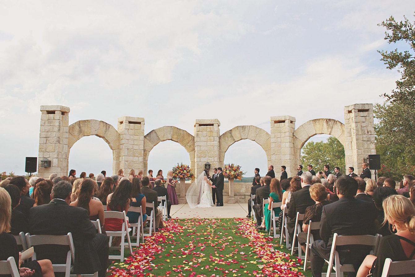 la cantera resort spa wedding