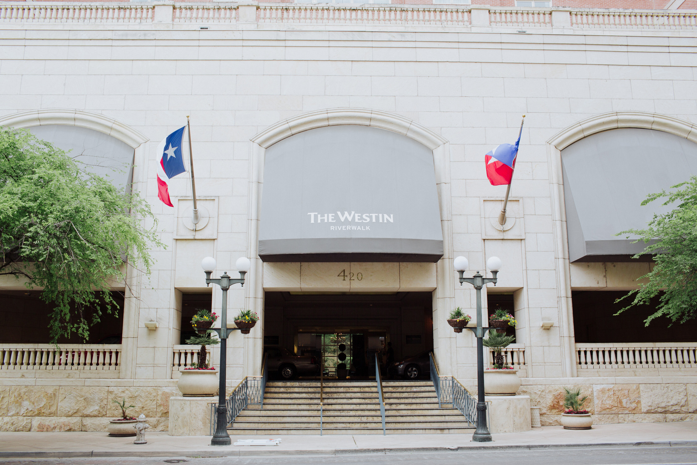 westin riverwalk weddings